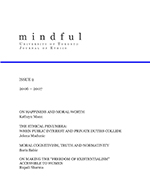 Cover of Mindful Issue 2007