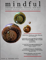 Cover of Mindful Issue 2012