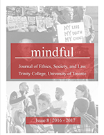 Cover of Mindful Issue 2017
