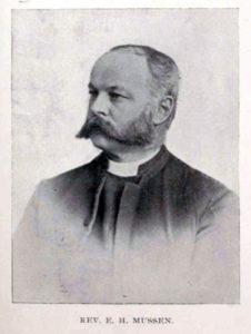 Alum Class of 1867 Ephraim Horace Mussen