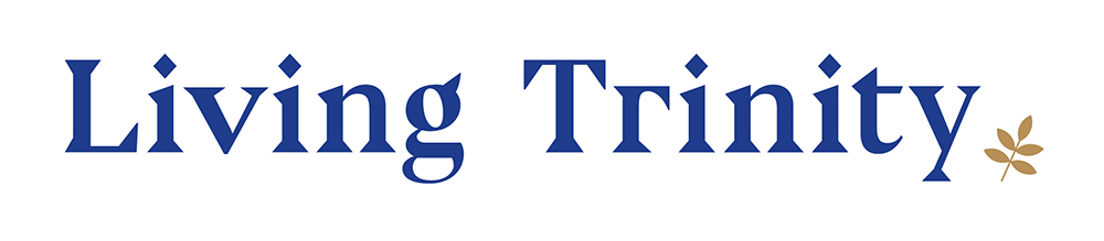 Living Trinity campaign logo