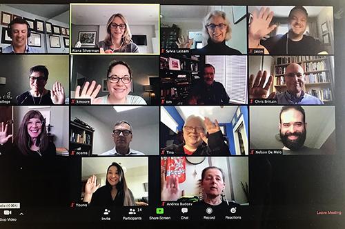 Zoom PAC meeting, April 8, 2020
