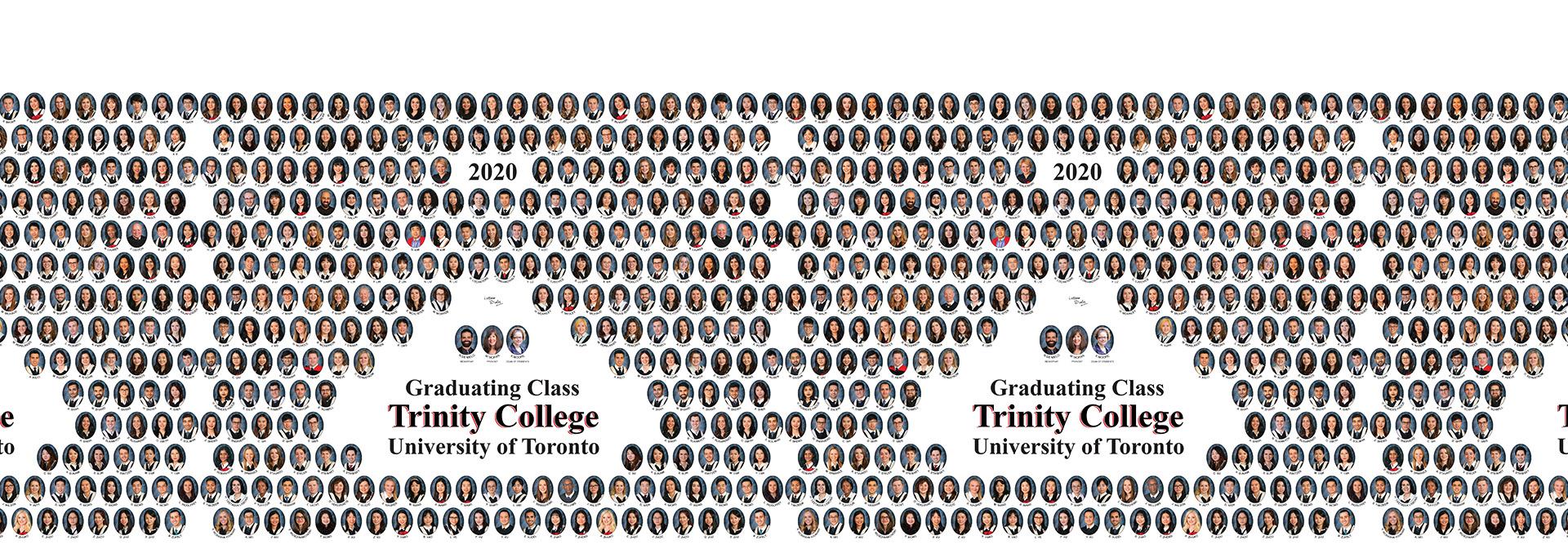 Trinity Class 2020 Graduate Composite