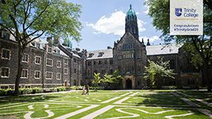 Trinity College Quad Zoom background thumbnail