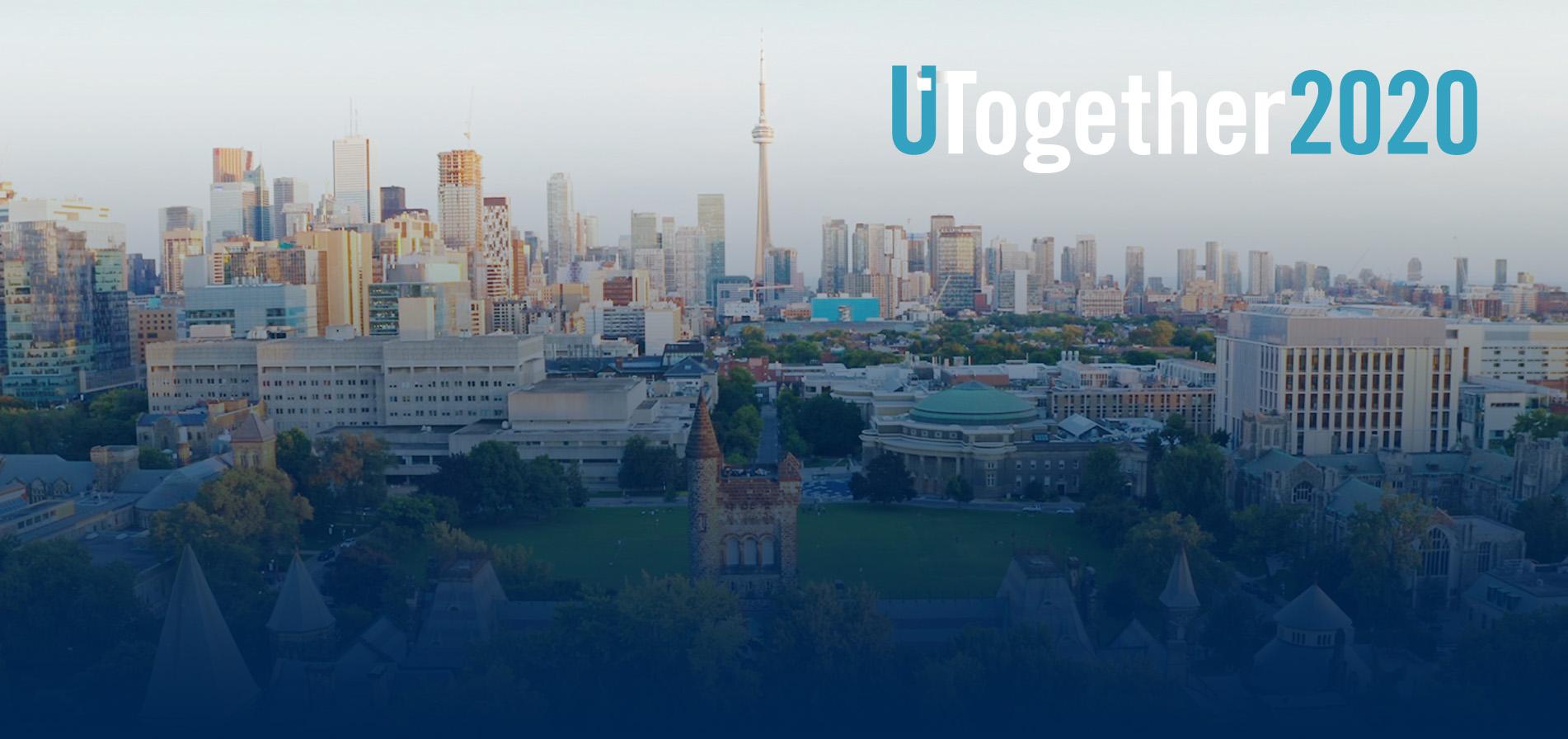 U of T UTogether banner