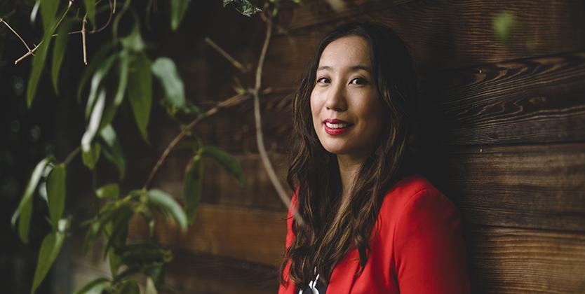Alumni@Large: Christine Yao