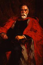 Portrait of William Jones