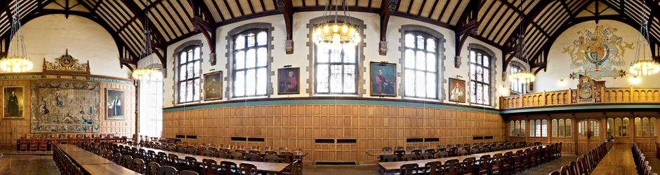 Strachan Hall at Trinity College